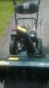 YARDWORKS 8.5HP 27 INCHES