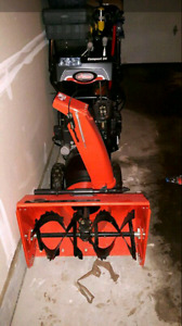 "24"" ariens compact snowblower"
