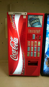 Profitable Vending Machines and Location for sale