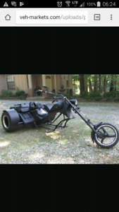 VW Trike wanted