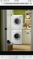 Washer dryer combo/combo laveuse secheuse