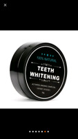 Activated organic charcol teeth whitening - $25