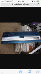 81 - 86 Chevy tailgate