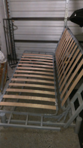 Twin bed frame / couch