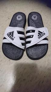 Lightly worn Adidas sandals
