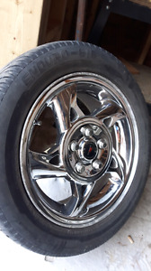 MAGS CHROMES 16 ""