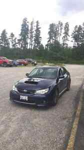 2012 Subaru wrx impreza