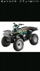 2003 polaris xplorer 4x4 atv