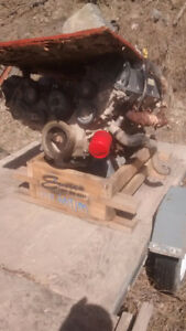 2004 f-150 4.6 liter engine for parts