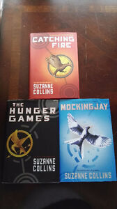 The Hunger Games Trilogy - Hardcover like brand new