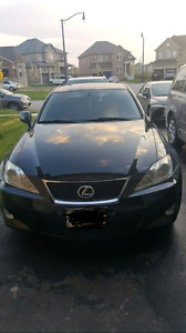 Car for sale 2008 Lexus IS 250 including winter tires