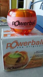 Power Ball Wrist and Forearm Exerciser