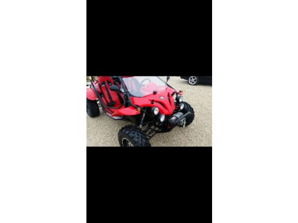 Used 2014 GIO Destroyer 600cc