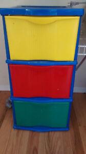3 drawer organizer