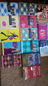 Assortment of books for young reader