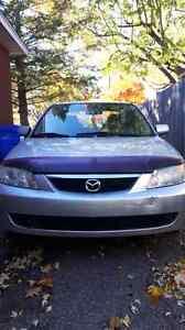 Mazda protege 2002 800$ *négociable*! Gatineau Ottawa / Gatineau Area image 1