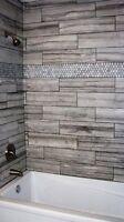 TILE FLOOR * TILE BACKSPLASH* TILE SHOWER