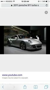 "Wanted Porsche 911 Turbo  or turbo ""S"" 2008 to 2012"