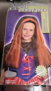 "Halloween 18"" Witch Wig"