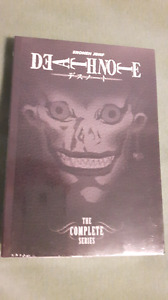 Death Note Complete Series DVD Set