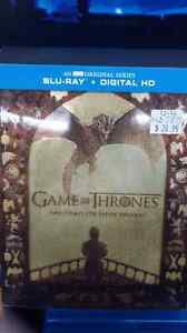 Blu-Ray Box Sets☆Game of Thrones ☆Star Wars☆X-Files☆James Bond