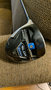 TaylorMade SLDR 460s Driver