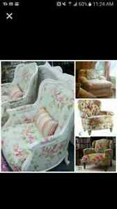 Wanted Shabby Chic Armchair