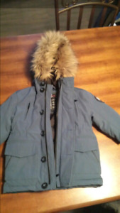 Toddler winter jacket very warm like new size 2