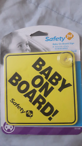 Safety 1st baby on board attachment