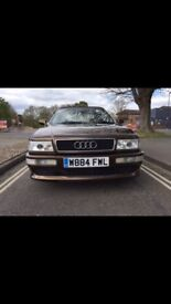 Audi 80 convertable 1.8 petrol 2000 year high spec