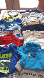 Boys clothing lot 6 to 12 months