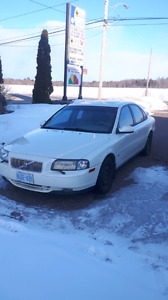 Looking to trade 02 Volvo S80 Turbo for 4x4 Truck