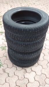 205/55R16 Studed Winter Tires