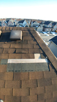 Blow off shingle and roof repairs!