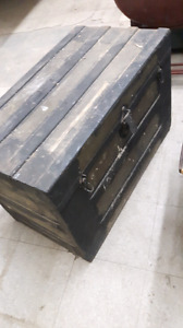 Cool wooden chest
