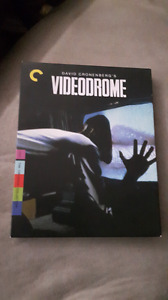 Criterion Collection Videodrome Blu Ray For Sale