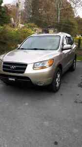 2008 Sante Fe. $7000 OBO LOW KM'S!!!! MOTIVATED TO SELL!