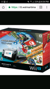 Nintendo Wii U (Like New, in box)