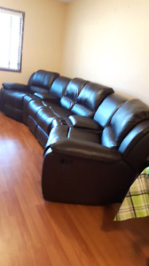 For sale recliner sofa and aoutmn