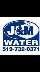 Cistern & Well Water Call J&M Water Delivery