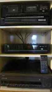 A Completed set of TEAC LV- 2200K CD/CDW/LD PLAYER for Sale