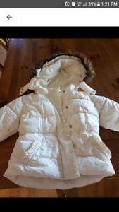 Girls winter jacket - The Gap- size 5T