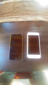 2 iPhones for sale