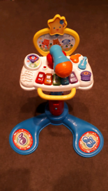 Sit to stand musical toy x2 available