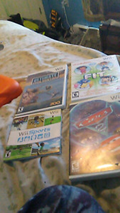 Wii lot for sale ..