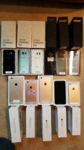 Samsung s5 s6 s7 Edge Note 5 iphone 5s 6 plus 6s + Unlocked Barr