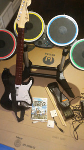 Rockband for Wii