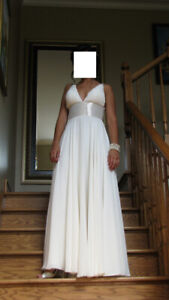FOR PROM or.... FINE DRESS,  ALMOST BRAND NEW