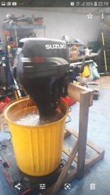 Outboard suzuki 9.9