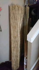 Bamboo Fence Role